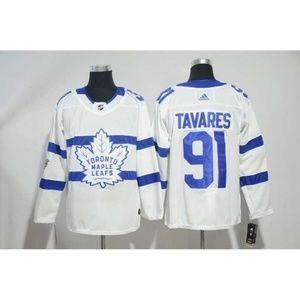 Toronto Maple Leafs John Tavares #91 Jersey